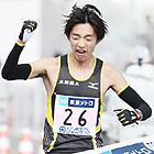 松村康平、東京マラソンで日本勢最高の8位