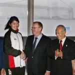 IOC東京五輪調整委、選手村予定地などを視察