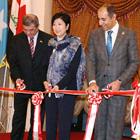 イラク大使館、「アラブ・アート展覧会」が開幕