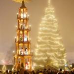 ドイツ・エアフルトで「クリスマス市」始まる