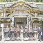 日光東照宮で50年に一度の「式年大祭」始まる