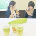 京野菜「桂ウリ」のエナジードリンクを開発