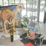 「メガ恐竜展」開催、幕張メッセで7月から