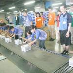 東京や神奈川の小学生20人が宅配を学ぶ