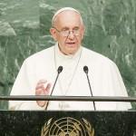 フランシスコ・ローマ法王「核兵器の全面禁止」