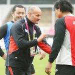 ダルマゾFWコーチ、日本のスクラム鍛えた職人